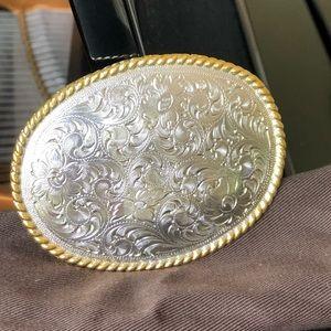 NWOT western belt buckle
